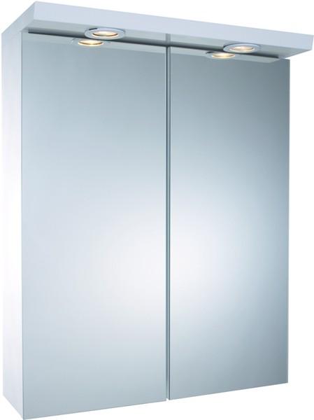 croydex cabinets 2 door bathroom cabinet with lights