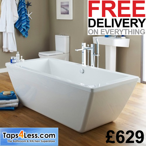 Premier Square Freestanding Baths - Bathroom News