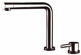 Astracast Nexus Finezza chrome kitchen mixer tap.