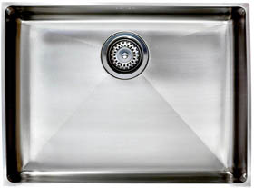 Astracast Sink Onyx large bowl flush inset kitchen sink & Extras.