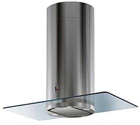 Franke Cooker Hoods Glass Tube Island Hood 900mm X 650mm