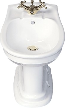 Avoca Bidet with 1 Tap Hole.