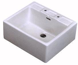 Shires Shelf Sink.  24x21x10""