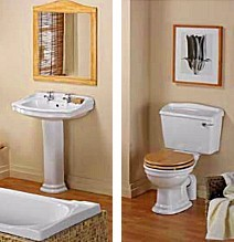 Avoca Classique 4 Piece Bathroom Suite