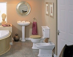 Avoca Vale Bathroom Suite