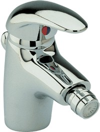 Athena Single lever mono bidet mixer tap + Free pop up waste