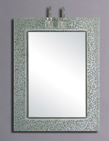 Reflections Moray Illuminated Bathroom Mirror Size 600x800mm
