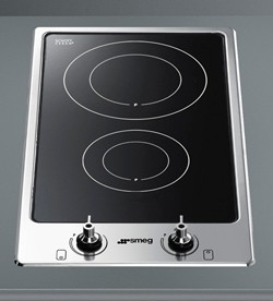 Smeg Induction Hobs Domino Ultra Low Profile Induction Hob. 30cm.