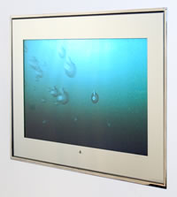 "Aquavision 26"" Widescreen Bathroom TV with remote control.."