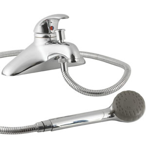 "Athena Single lever 3/4"" Bath Shower mixer including kit"