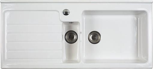 Astracast Sink Gt Jersey 1 5 Bowl Sit In Ceramic Kitchen