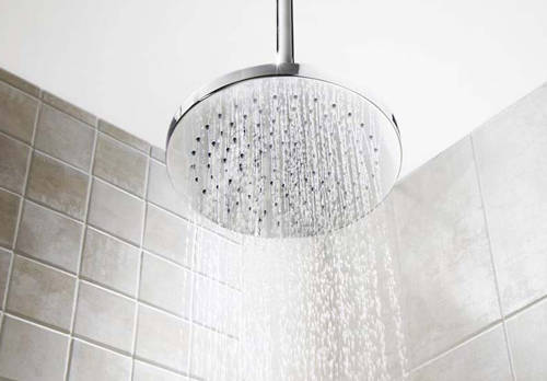 Example image of Aqualisa Rise Digital Shower With Remote & 200mm Fixed Head (HP).