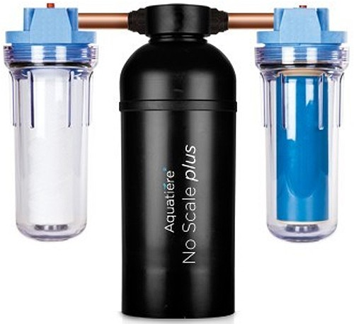 Larger image of Aquatiere No Scale Plus Water Softener (Saltless, 40 Litres Per Minute).