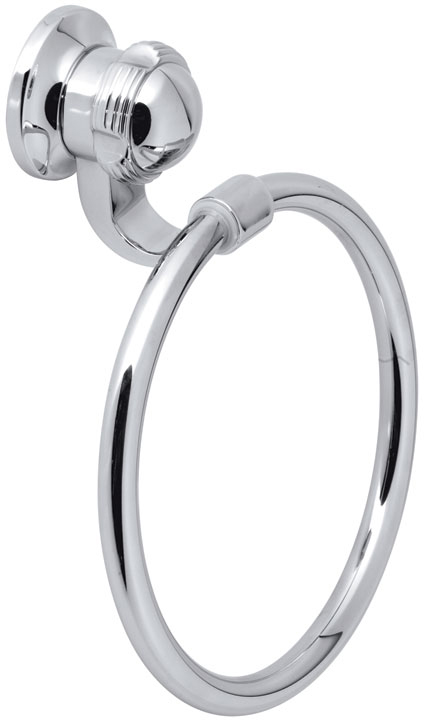 Larger image of Vado Nautiq Towel Ring.