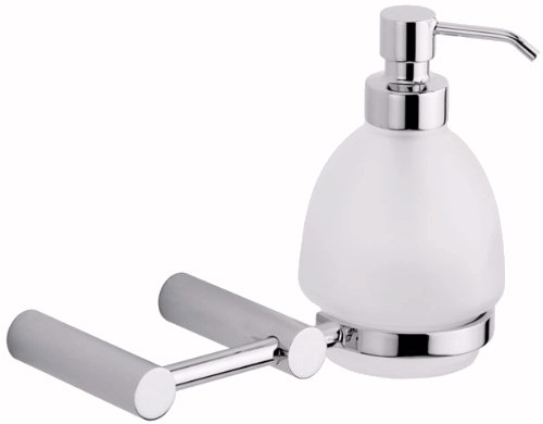 Larger image of Vado Proteus Soap Dispenser and Holder.