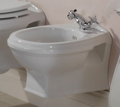 Larger image of Arcade Wall Hung Bidet.