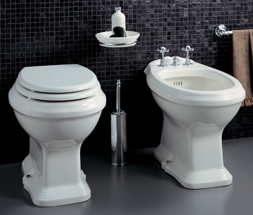 Larger image of Arcade 3 Piece Bathroom Suite.