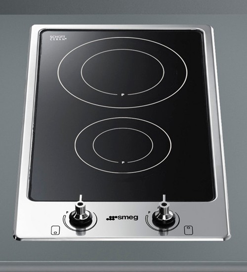Larger image of Smeg Induction Hobs Domino Ultra Low Profile Induction Hob. 30cm.