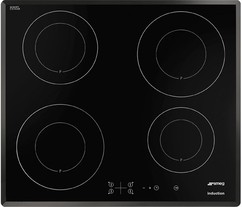 Larger image of Smeg Induction Hobs Cucina 4 Zone Induction Hob With Touch Controls. 60cm.