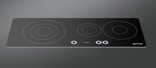 Larger image of Smeg Induction Hobs Newson 3 Zone Induction Hob. 90cm.
