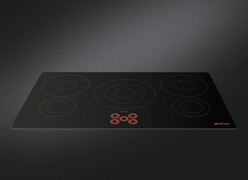 Larger image of Smeg Induction Hobs Newson 5 Zone Induction Hob. 90cm.