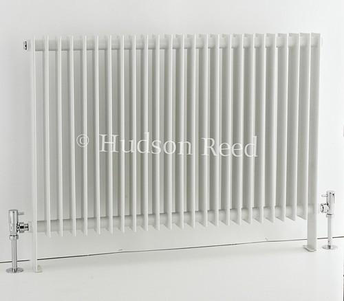 Bathroom Floor Radiators : Hudson reed radiators gt province floor mounted radiator