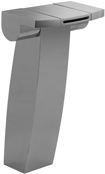 Larger image of Vado Summit High Rise Waterfall Basin Tap (Chrome).