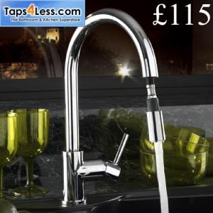 taps4less.com kitchen tap