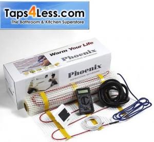 www.taps4less.com underfloor heating