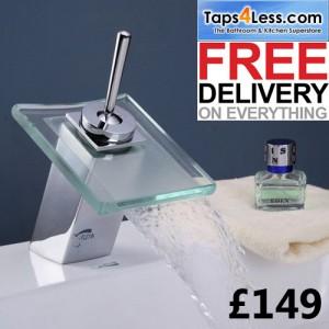 taps4less.com - waterfall tap - T-AQ4S--B