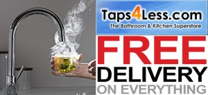 Taps4less.com twitter advert 02 - grohe hot tap