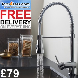 www.taps4less.com premier kitchen tap