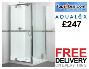aqualux shower enclosure AX-ENCP9080--B