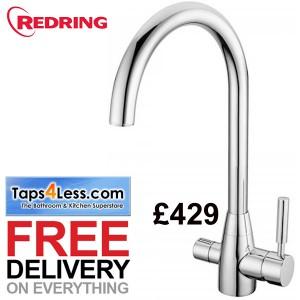 redring boiling water tap