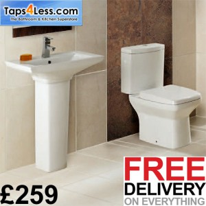 K-VERVE4P - batroom suite --B toilets